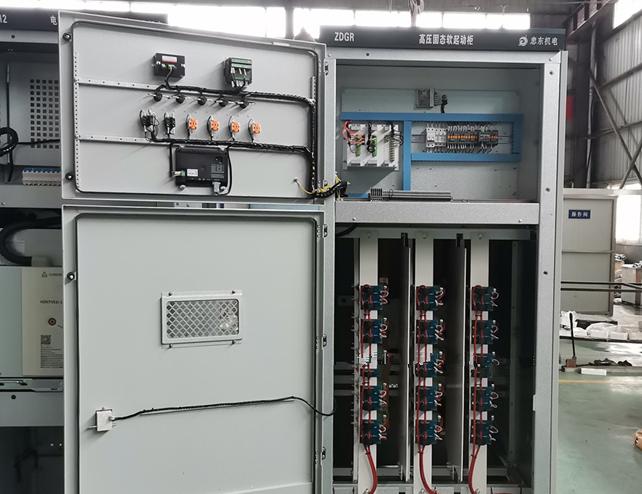 电气设备—软启动器工作原理与应用