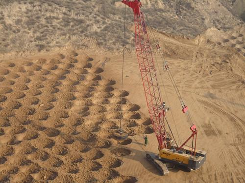 常见的地基处理方法,还是强夯地基比较靠谱