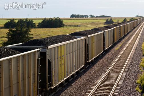 货运车厢的牵引