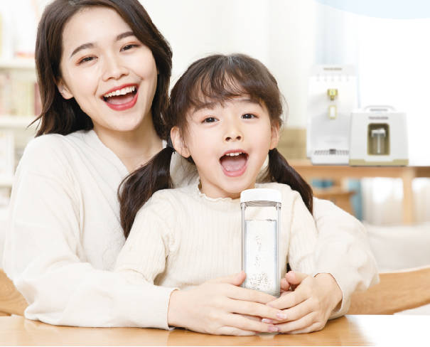富氢水机应用之喝富氢水对婴幼儿、小孩的6大好处!