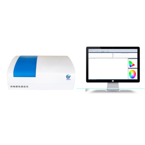 0901色差计法溶液颜色分析仪