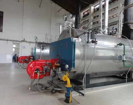 甘肃锅炉设备丨常压锅炉是通过安装实现的