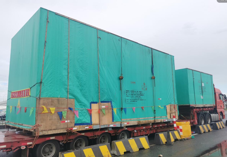 大件环保设备 楚基运输