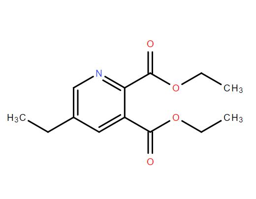 5-乙基吡啶-2,3-二羧酸二乙酯  CAS #:105151-39-1