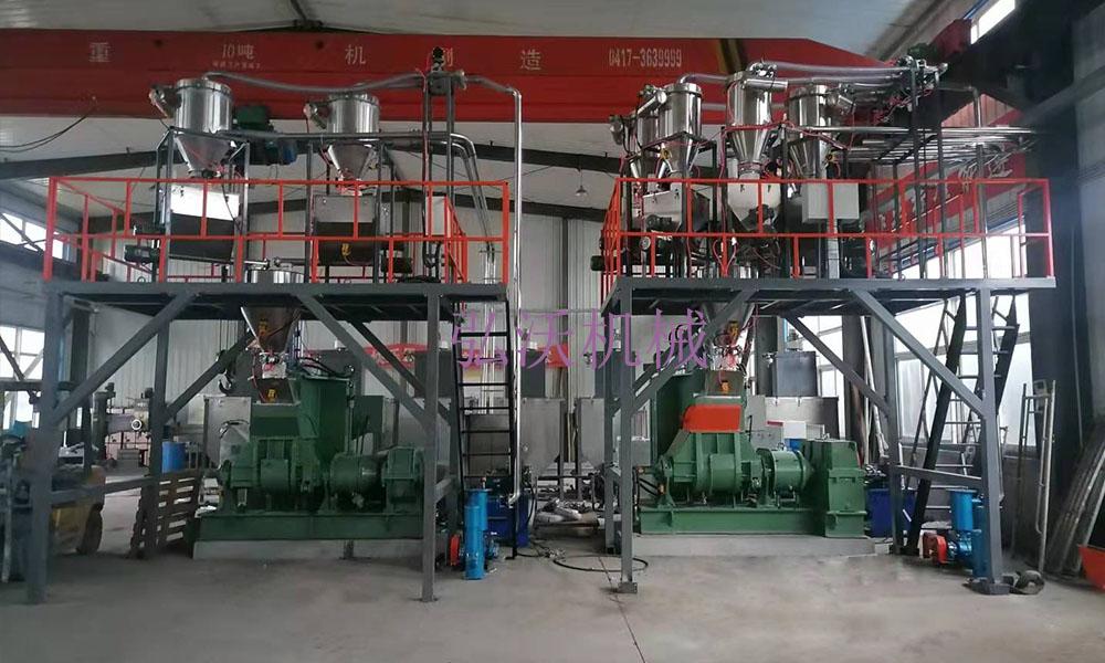 密炼机上辅机系统的功能与特点