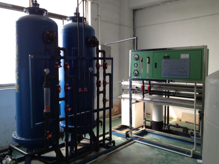 绿禾盛环保简述如何预防去离子水设备里水质下降?