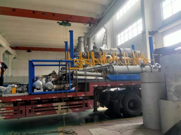 蒸发器设备的整体材质可以选碳钢来制作吗