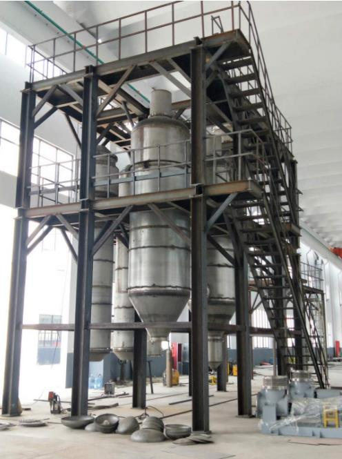 绿禾盛环保分享强制循环蒸发结晶器都有着哪些应用