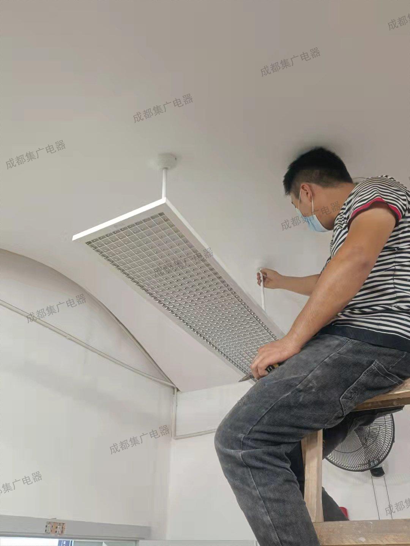 LED教室灯办公教学光环境改造提升