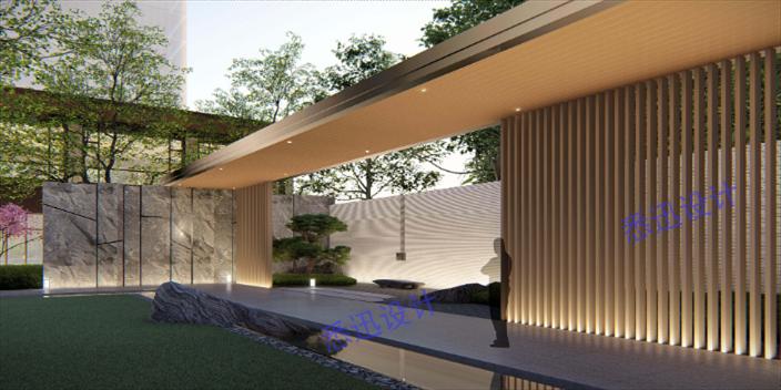 安徽园林设计方案