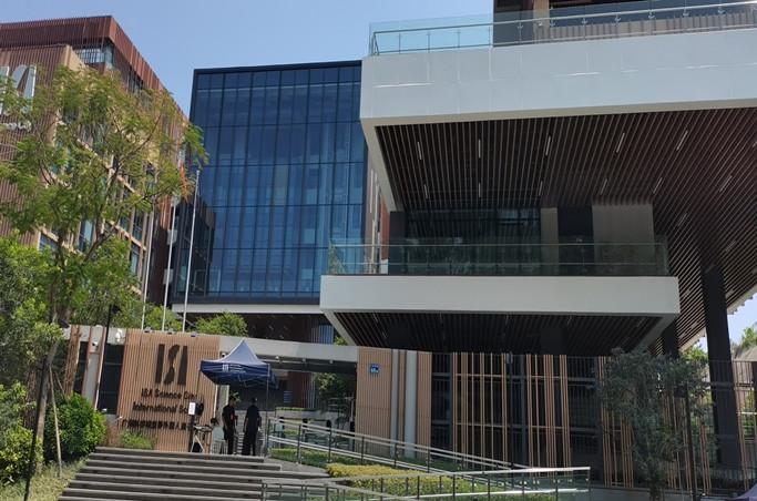 广州爱莎国际学校击剑剑道项目验收移交使用了