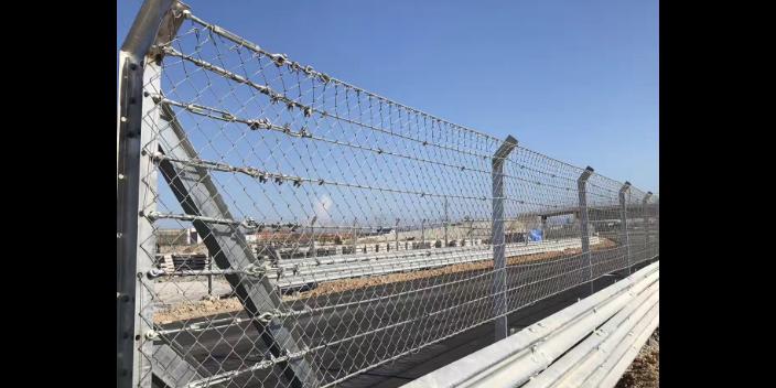 河南装配式金属防护网材料区别