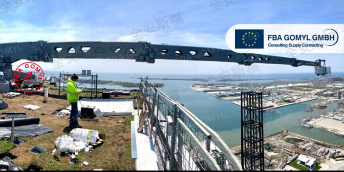 金属屋面维护安全防坠落系统装置