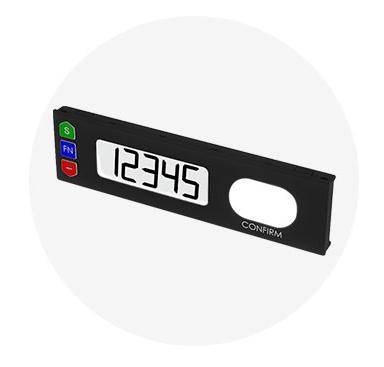 eP2050F(5位 白色灯盖)