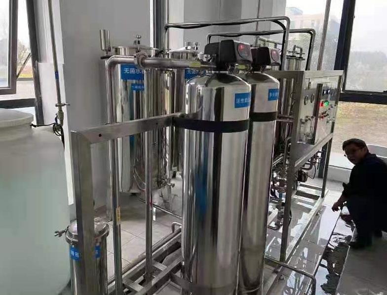 绿禾盛分享纯水设备反渗透膜技术在环境工程中的应用