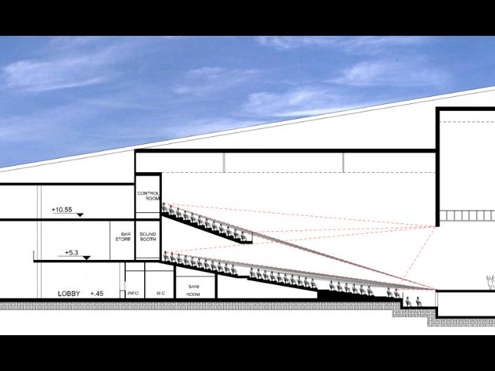 山东歌剧院声学设计装修