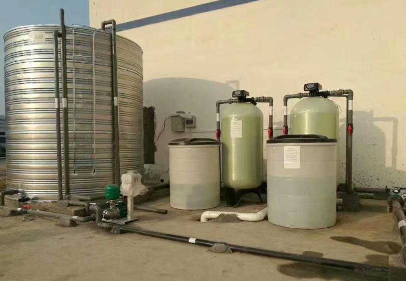 绿禾盛分享如何保存中小型工业软化水设备的树脂