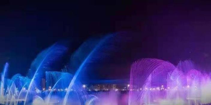 上海制造音乐喷泉互惠互利