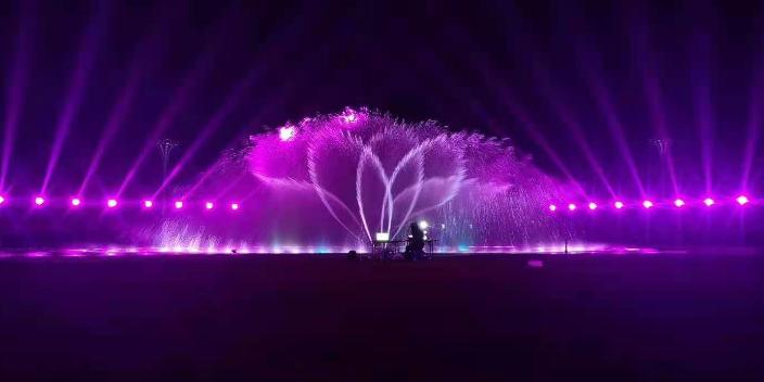 内江质量音乐喷泉厂家直销