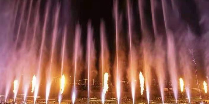 浙江音乐喷泉客户至上
