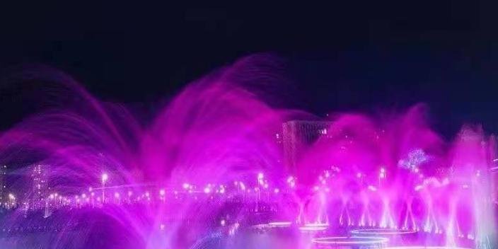 保定智能化音乐喷泉