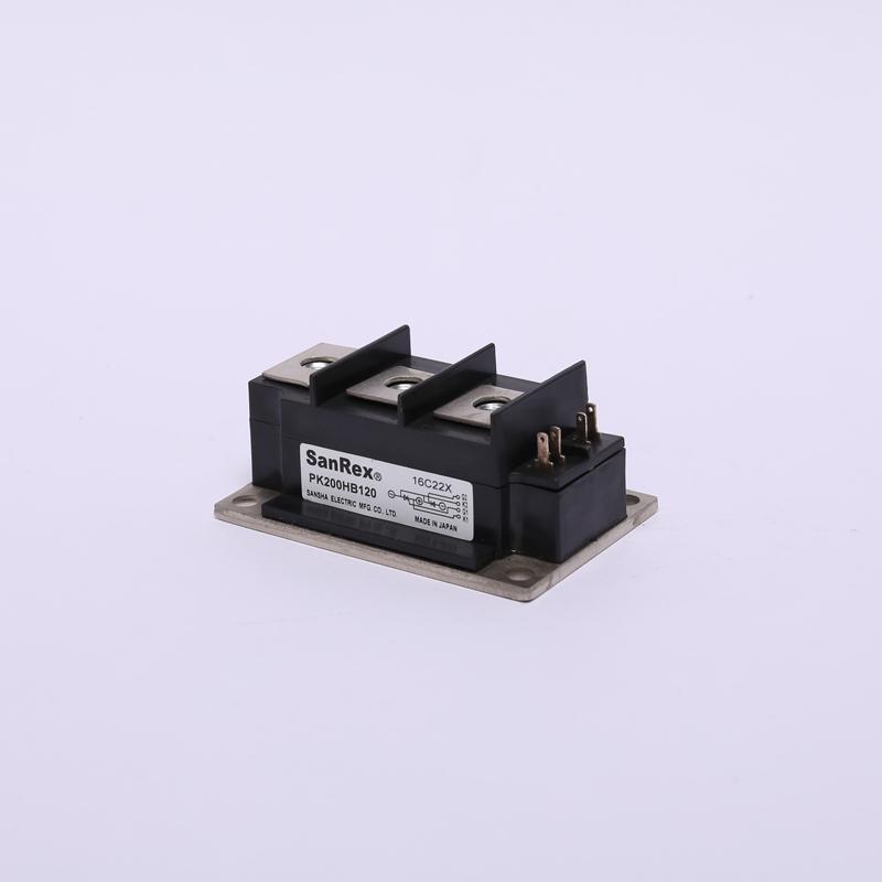 PK200HB120 可控硅调压器电路图 三社可控硅