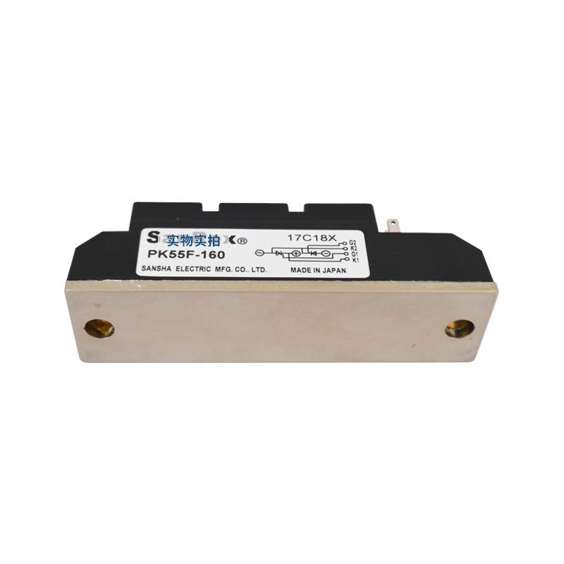 PK55F-60 可控硅散热器 三社可控硅