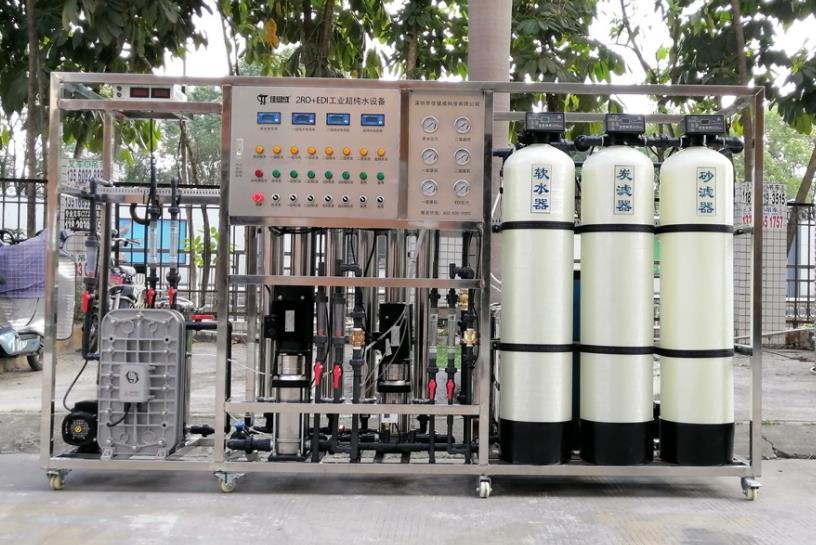 绿禾盛环保分享超纯水设备中EDI模块可以清洗吗?