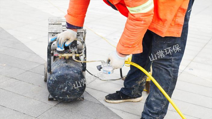 贵州技术有毒气体检测行业标准
