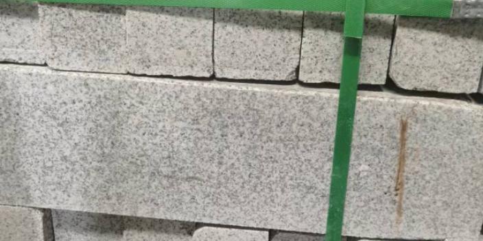 湖北铺装黄锈石石材产品