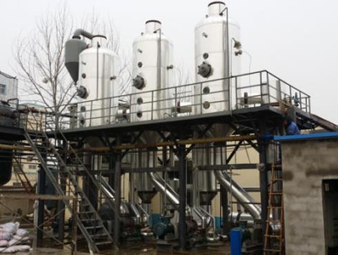绿禾盛环保浅析废水蒸发器实现零排放的几种工艺技术
