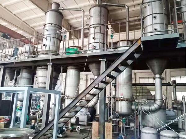 绿禾盛环保分享关于处理废水用蒸发器的详细介绍