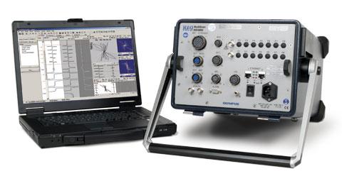 涡流产品用于管材检测的MultiScan MS5800