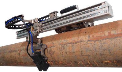 管道腐蚀检测扫查器