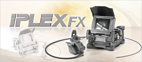 工业视频内窥镜IPLEX FX