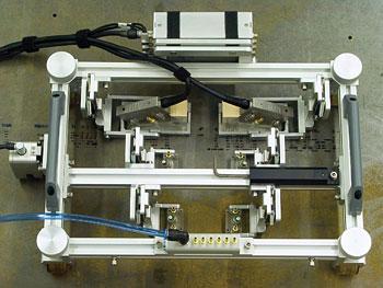 手动单轴扫描器HSMT-X03扫查器