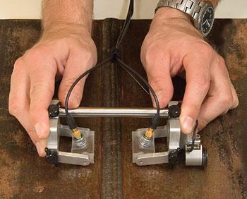 手动单轴扫查器HST-X04扫查器
