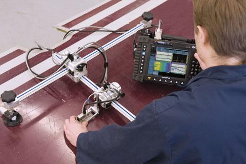 手动双轴扫查器GLIDER(滑动)扫查器